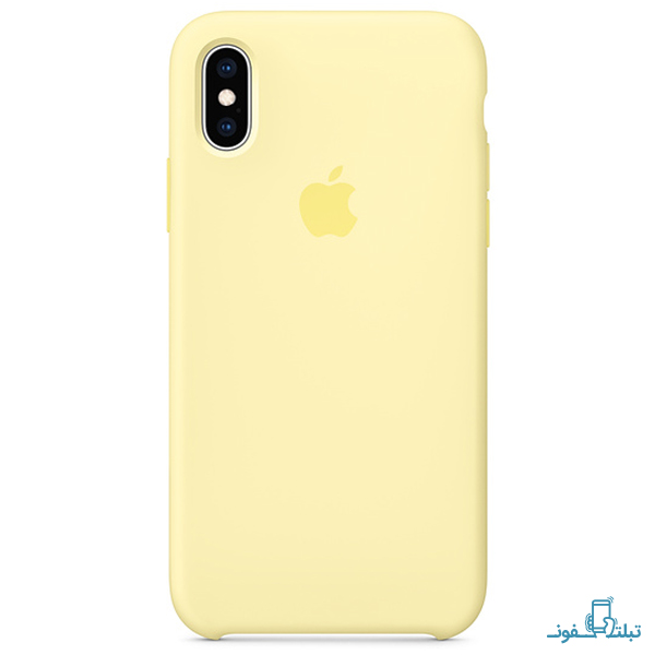 iPhone XS Silicone Case-1-Buy-Price-Online