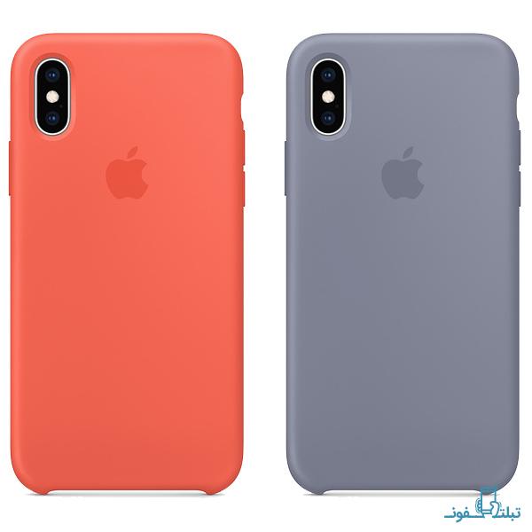 قیمت خرید قاب سیلیکونی گوشی اپل iPhone XS