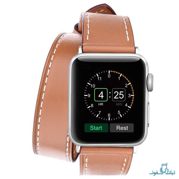 قیمت خرید بند چرمی هرمس ساعت هوشمند Apple Watch 38mm