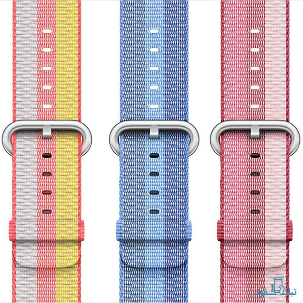 قیمت خرید بند نایلونی ساعت هوشمند Apple Watch 42mm