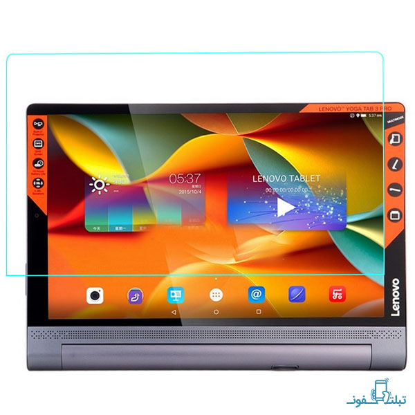 قیمت خرید محافظ گلس تبلت لنوو Yoga 3 Pro X90