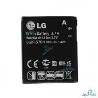 قیمت خرید باتری گوشی ال جی KV600 مدل 570N