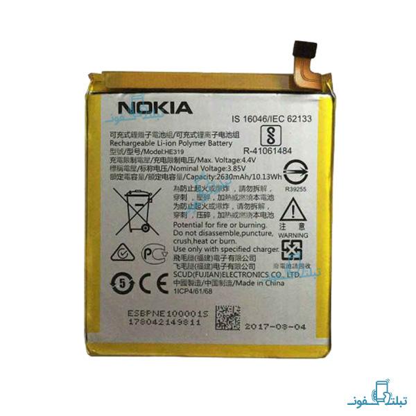 قیمت خرید باتری گوشی نوکیا 3 مدل HE319