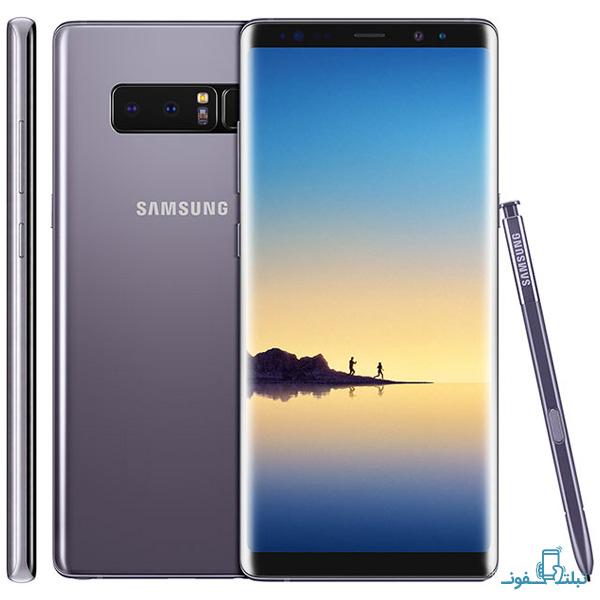قیمت خرید گوشی سامسونگ Galaxy Note 8