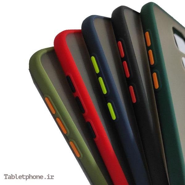 قاب گوشی شیائومی Redmi 10X 4G/Redmi Note 9 پشت مات